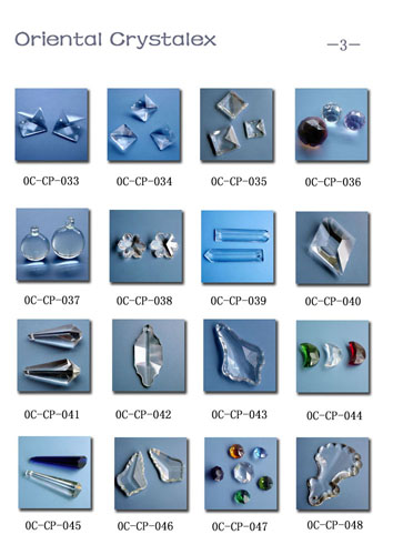 Crystal Lamp, Crystal Chandeliers Parts